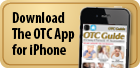 OTC App for iPhone